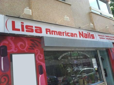 Lisa American Nails