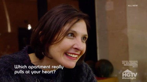 "My friend, architect Daniela Busarello, asks me which apartment gives me the ""coup de coeur."""