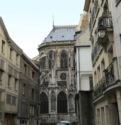 My neighbor, Notre Dame