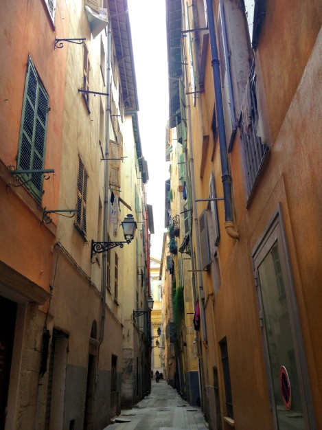 The quiet, narrow alleys that remind me of Italy. Photo: ©Lisa Anselmo. Photo: ©Lisa Anselmo