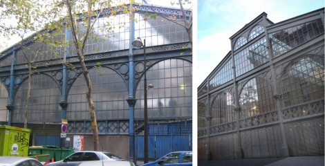 Carreau du Temple Collage-My Parttime Paris Life