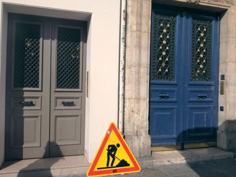 Marais doors-My Parttime Paris Life