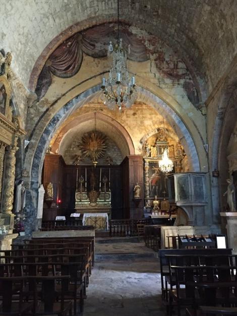 Chapel, Ansouis ©Lisa Anselmo