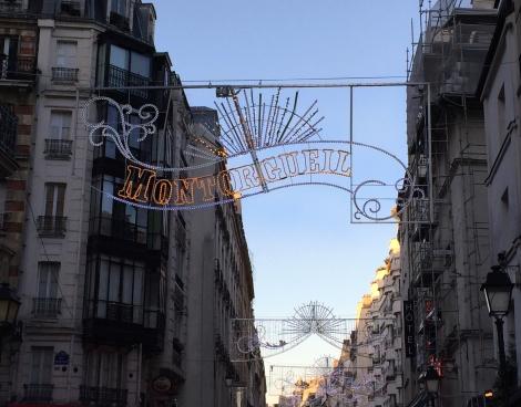 Rue Montorqueil. ©Lisa Anselmo