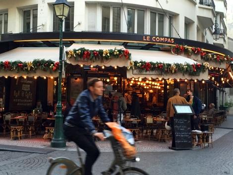 Rue Montorgueil ©Lisa Anselmo