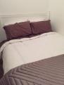 the bed-my-parttime-Paris-life