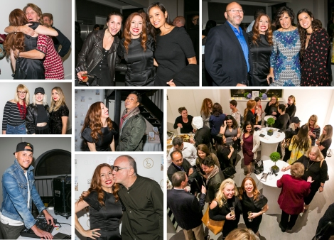 Some party candids. All photos: ©2016 Stephanie Badini